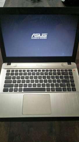 Laptop ASUS X441U Core i3 6100U Windows 10 Original