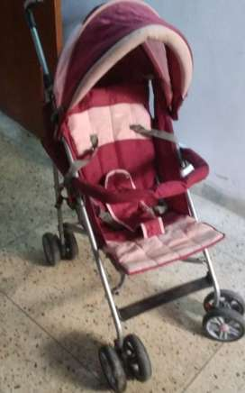 Foldable Imported Baby Stroller Sweet Heart Paris for New Born Baby