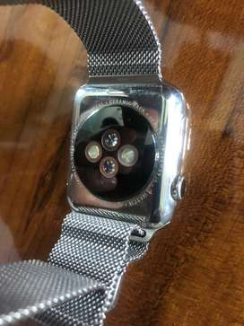 Apple iwatch 42mm for sale... Stainless steel