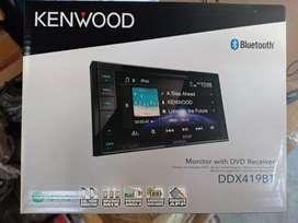 Grosir Dobledin KENWOOD Bluetooth 419Bt Termurah Surabaya
