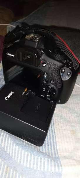 Canon eos. 1200d with 18::55 lense