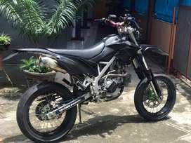 KLX 150 BF supermoto 2017 upgrade hedon