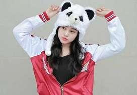 PRELOVED - Topi Panda