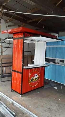 WAFI BOOTH CONTAINER