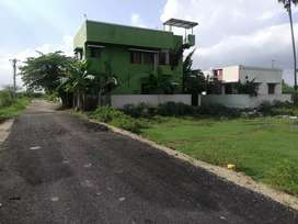 Dtcp approved plots for sale in G S T