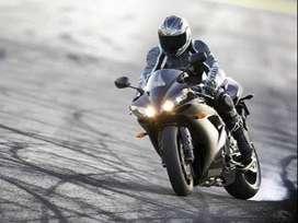 Rapido bike driver