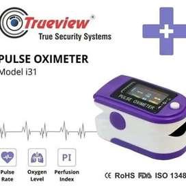 Pulse oximeter Trueview @739/- 2yr company warranty