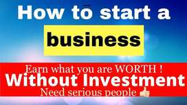 No Investment Business (Work From Home)
