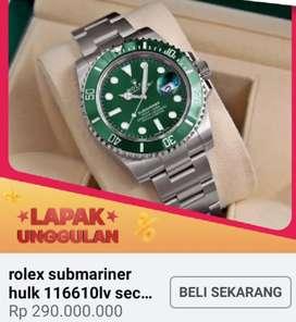 Di jual jam tangan keren dan trendy model elegant dan simpel loh
