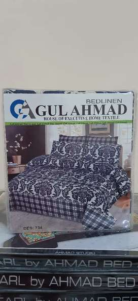 Latest Brands Bedsheets