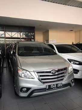 Toyota Innova G AT Diesel 2014
