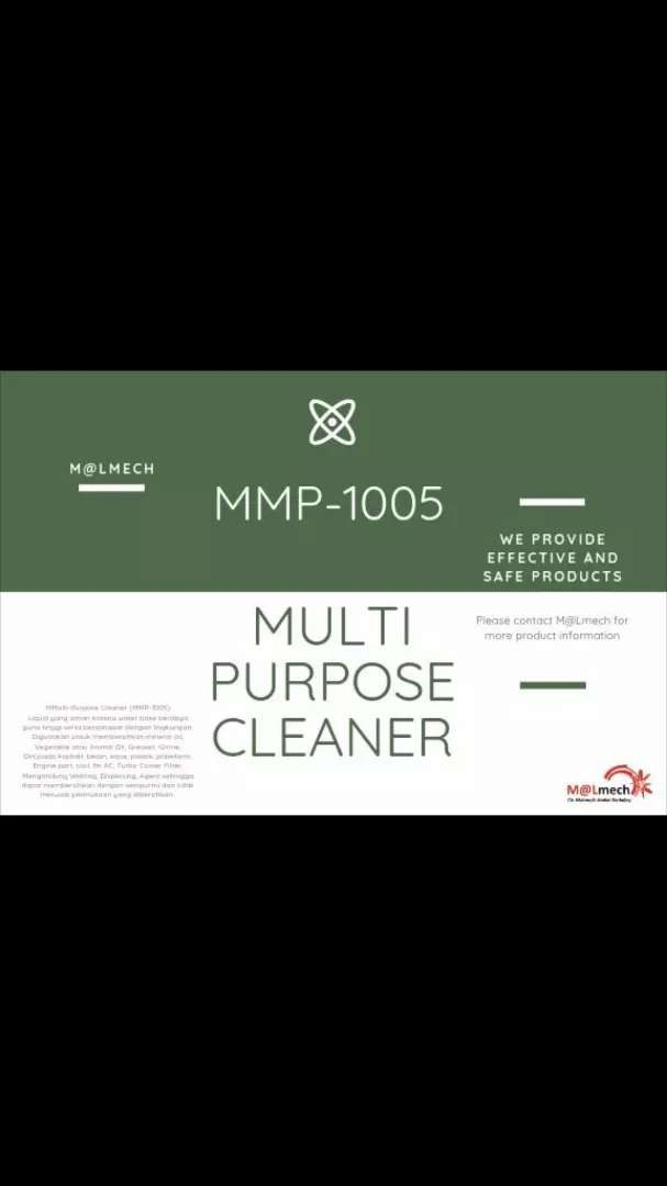 Multipurpose Cleaner_MMP-1005 0