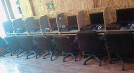 Call center seats for lease rent