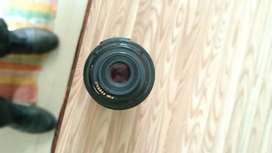 DSLR camera lens 18 55