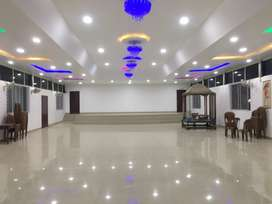 Marriage hall for rent