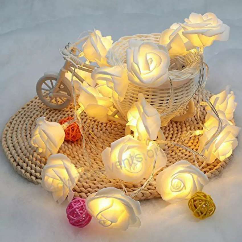 ALL TYPES OF LED STRING LIGHTS FOR ROOM HOME EVENT DECORATIONS 0