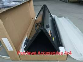 Tutup Bak Carryboy Model Lipat 3x untuk Double Cabin.