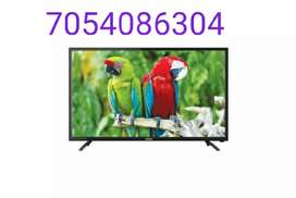 New box pack Akai 40 inch smart android full hd led tv 3year warranty