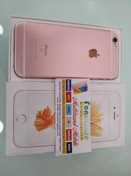 Iphone 6/6s 32GB (Gold /gary/rose gold /)bill box brand new condition