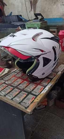 Helm half face JPX