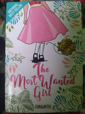 Buku Novel The Most Wanted Girl