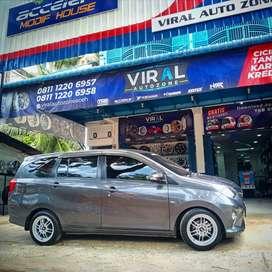 Velg Mobil Calya bisa dicicil HSR ring 15 di toko Velg Mobil Aceh