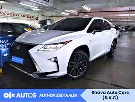 [OLX Autos] Lexus RX200 2017 F Sport 4X2 Bensin Putih #Shava