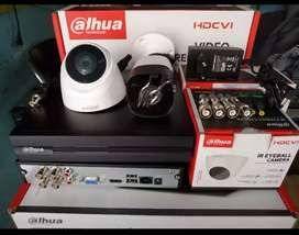 Paket CCTV Murah Pasang CCTV Paket CCTV all in Paket CCTV Dahua