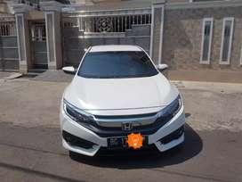 Civic Sedan ES 1.5turbo A/T 2017