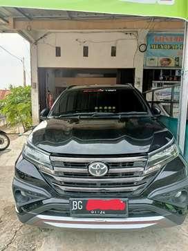 Toyota rush 2018 pemakaian 2019 awal