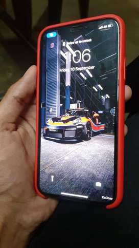 Iphone XS 256 gb battery heath 84%