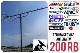Agen Pemasangan Signal Antena TV Terpercaya