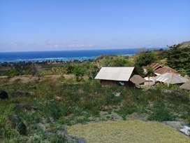 Tanah bukit landai dan view torok aikbelek