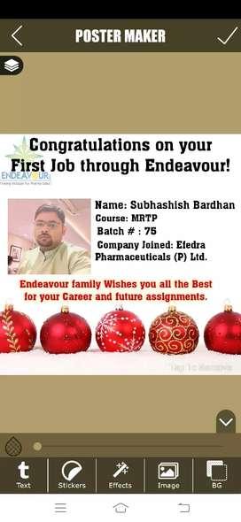Medical Representative Training & Jobs for Freshers