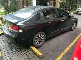 2010 Honda Civic 1.8 FD Plat Cantik 3 Angka