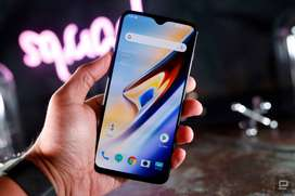 Oneplus 6T  available beautifully slim cut-out with warranty and bill