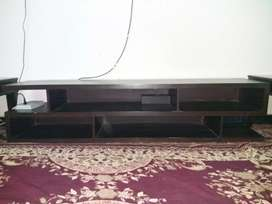 6 Feet Console Table (under mounted LED / LCD)