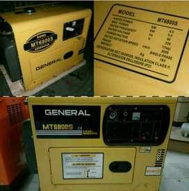 Genset Type Diesel Ada