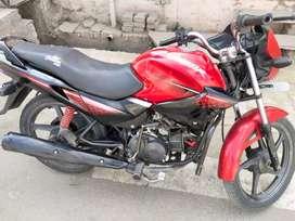 Hero Honda Glamour Badiya Condition