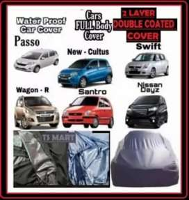 New Cultus car Swift Wagon-R Santro Double coated top cover 2 layer