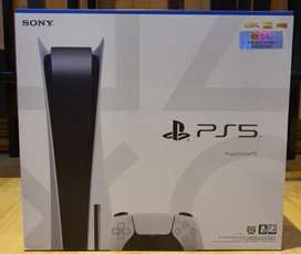 Playstation(PS) 5 Disc Version Garansi Resmi Indonesia(SONY)