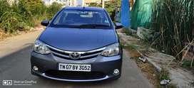 Toyota Etios VX-D, 2013, Diesel