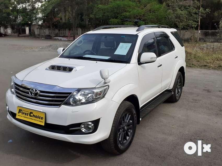 Toyota Fortuner, 2016, Diesel 0