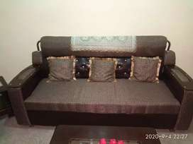 New 5 seater sofa