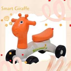 Mainan Playground Anak Motor Motoran Bentuk Jerapah