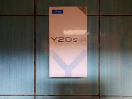 Paling Brand Baru Vivo Y20s G 4/128 GB