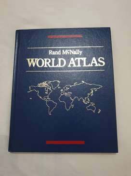 World Atlas Rand McNally