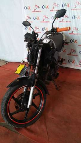 i.9 dijual honda mega pro tahun 2011 (raharja motor)