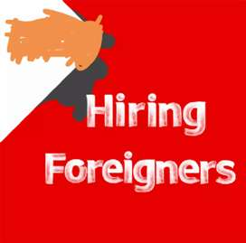 Required Foreigner Female who Should do Part Time some work at our sid
