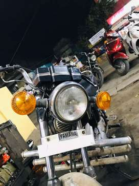 Yamaha rx135 in good condition